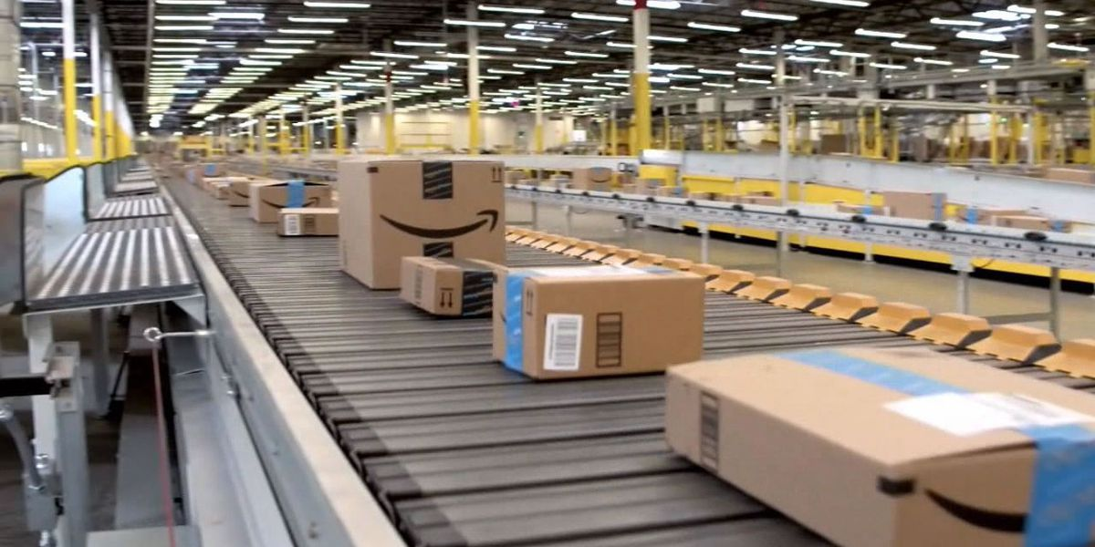 Amazon Building Two More Distribution Centers In Ohio