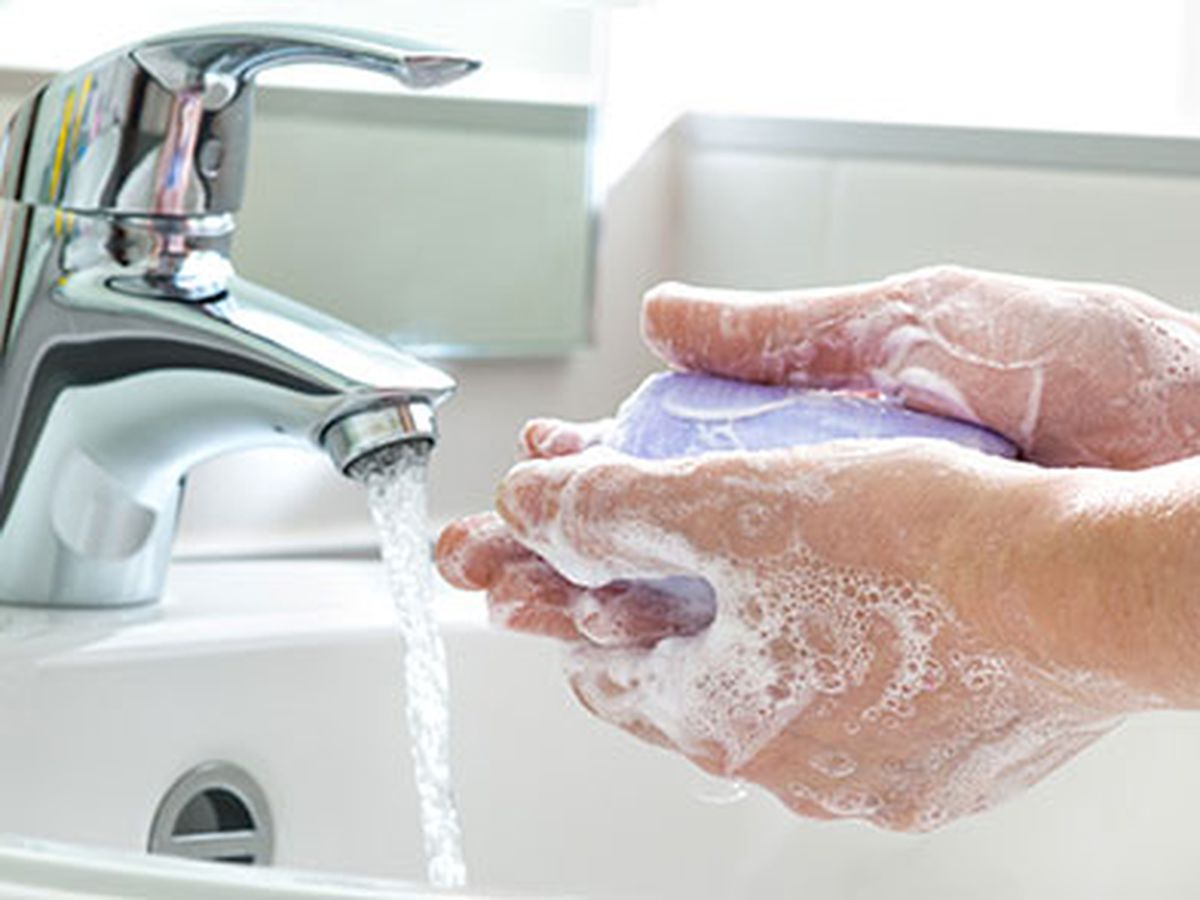 There's no way you're washing your hands enough to prevent flu and colds