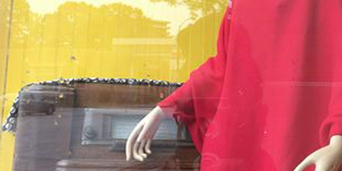 Akron store owner says business vandalized over 'The Handmaid's Tale' display