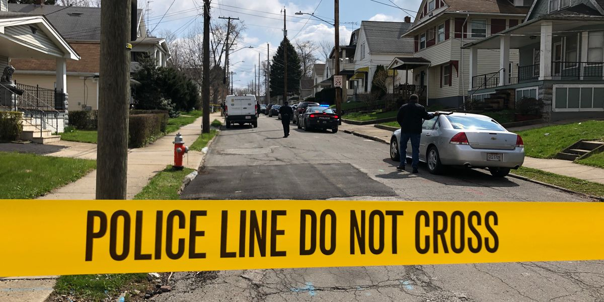 Cleveland homicide rate up 55% compared to last year