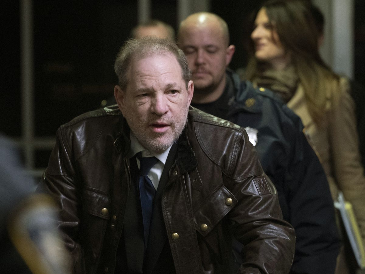 Jury of 7 men, 5 women selected for Weinstein rape trial