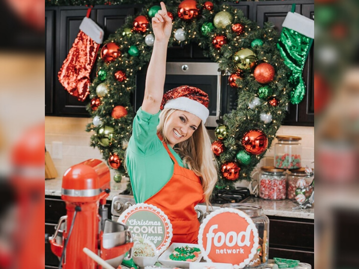 Northfield baker wins Food Network's 'Christmas Cookie Challenge'