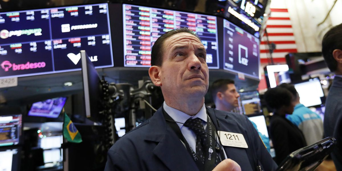 Stocks veer back upward on hopes for US-China trade talks