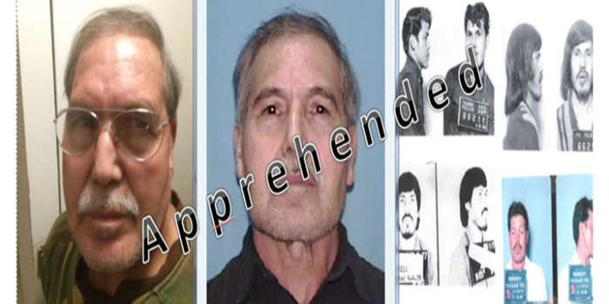 Fugitive nabbed after 37 years on the run