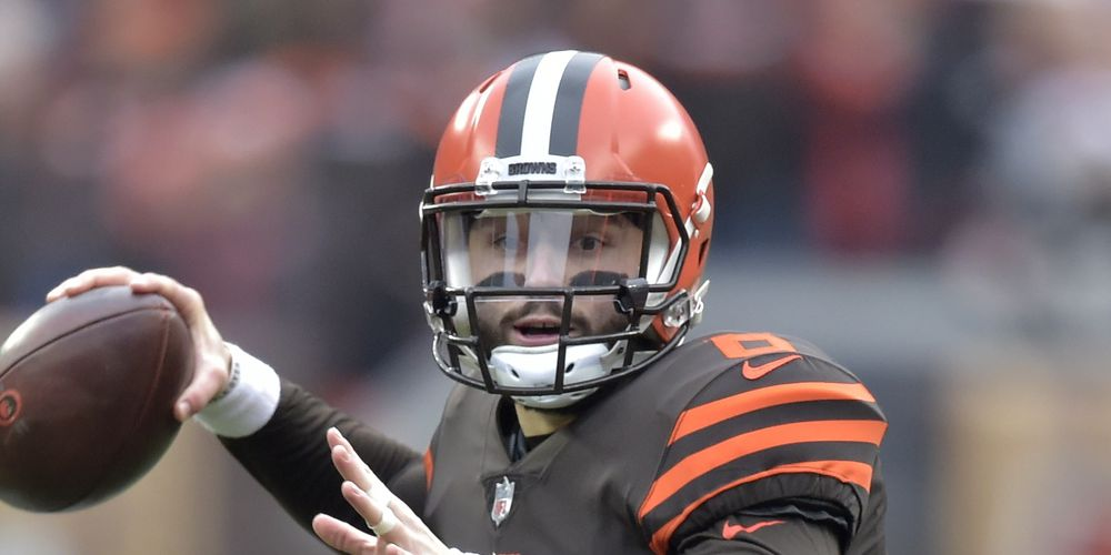 NFL fines Baker Mayfield over $10,000 for unsportsmanlike conduct in Battle of Ohio