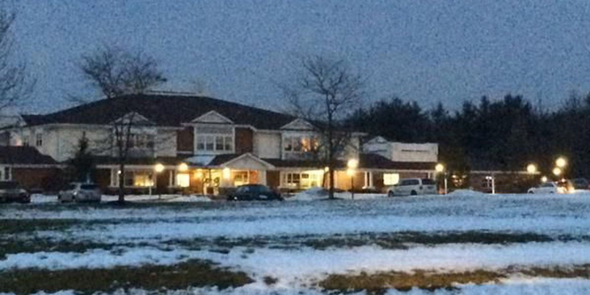 Elderly woman found dead outside her assisted living facility