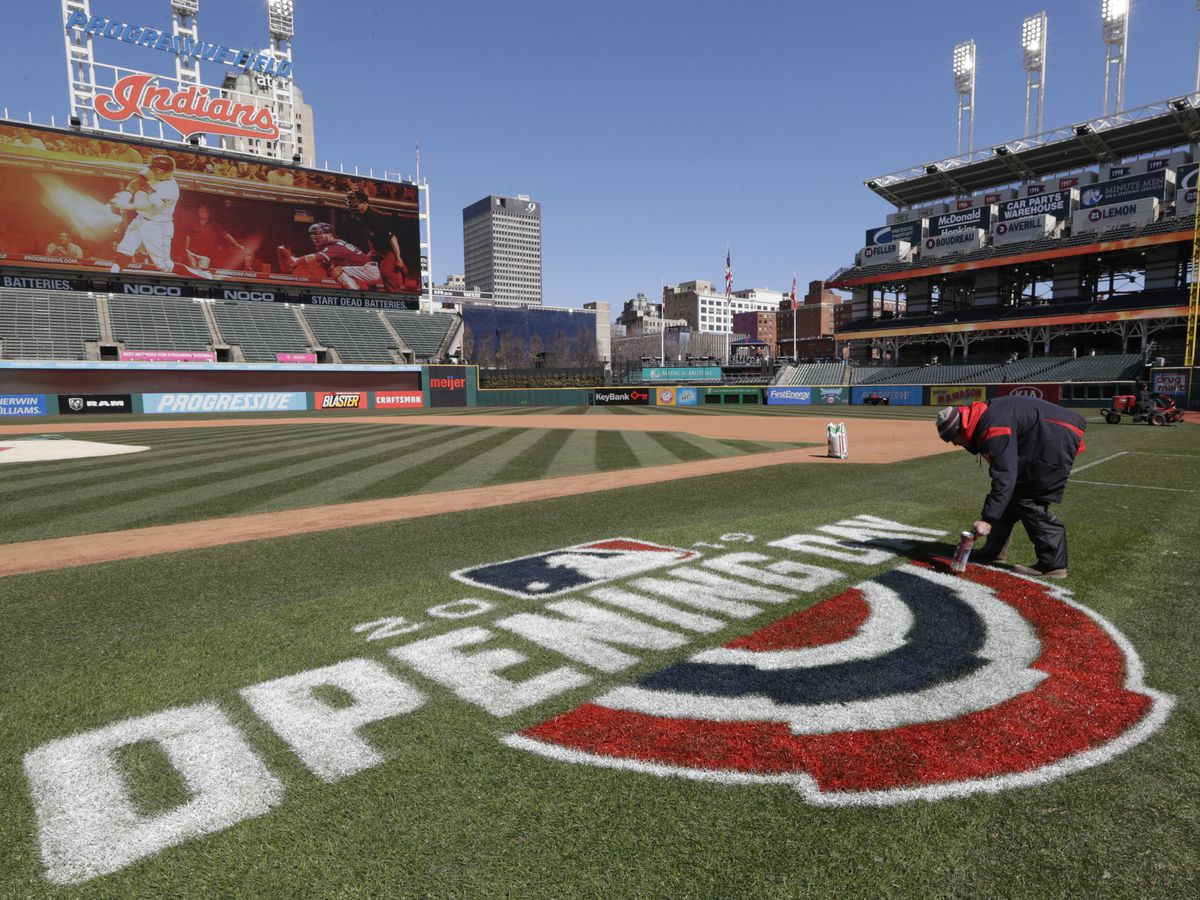 Cleveland Indians home opener set for March 26, will the weather cooperate?