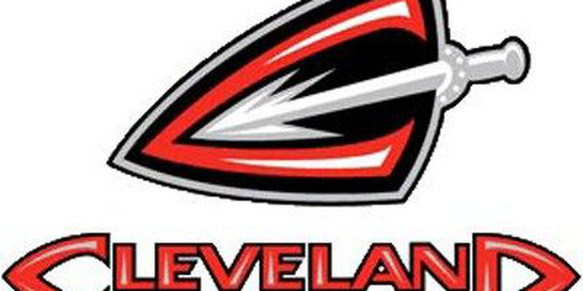 Cleveland Gladiators announce Training Camp Roster