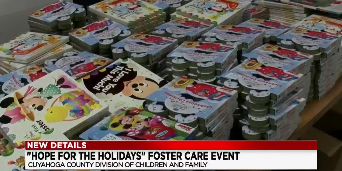 'Hope for the Holidays' foster care event