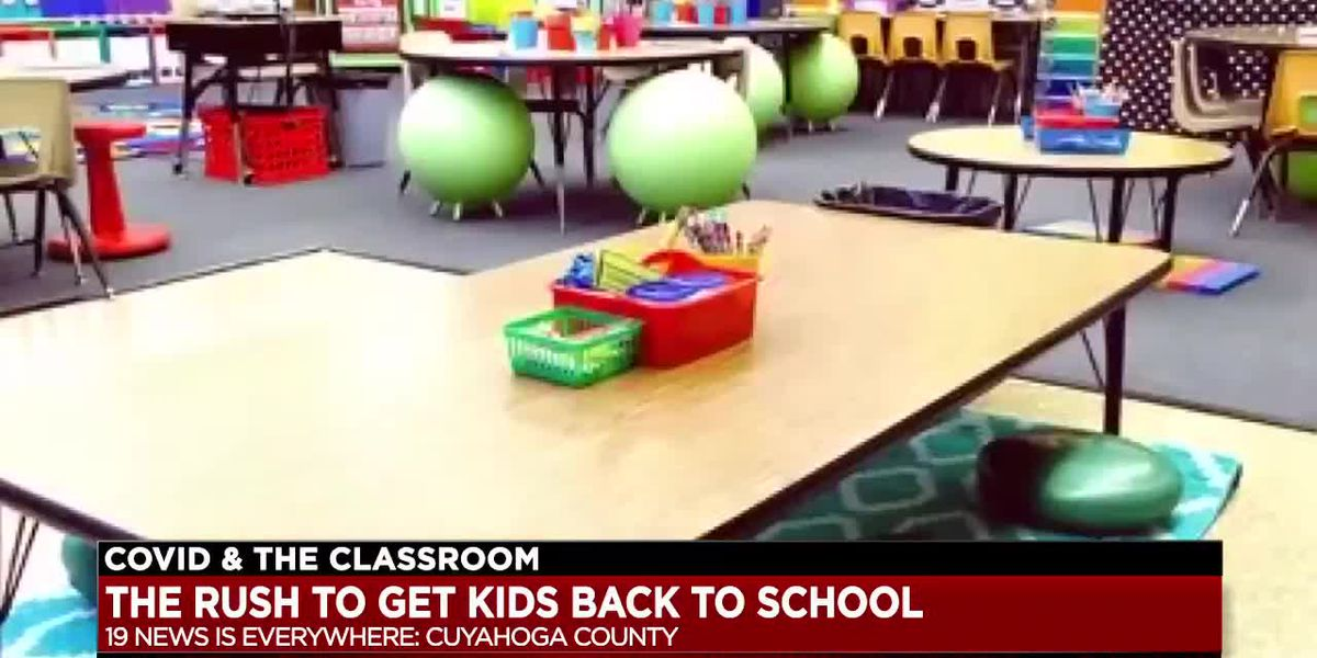 Ohio school districts faced with difficult decisions as pandemic drags on