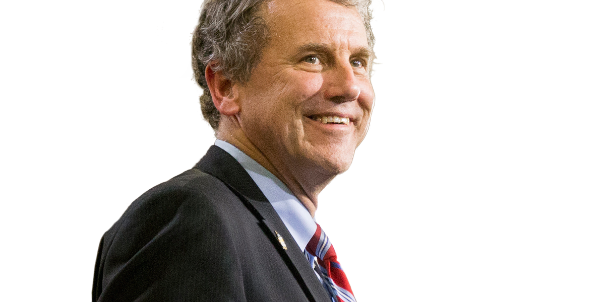 Sen. Sherrod Brown to Tour Early States Before 2020 Decision