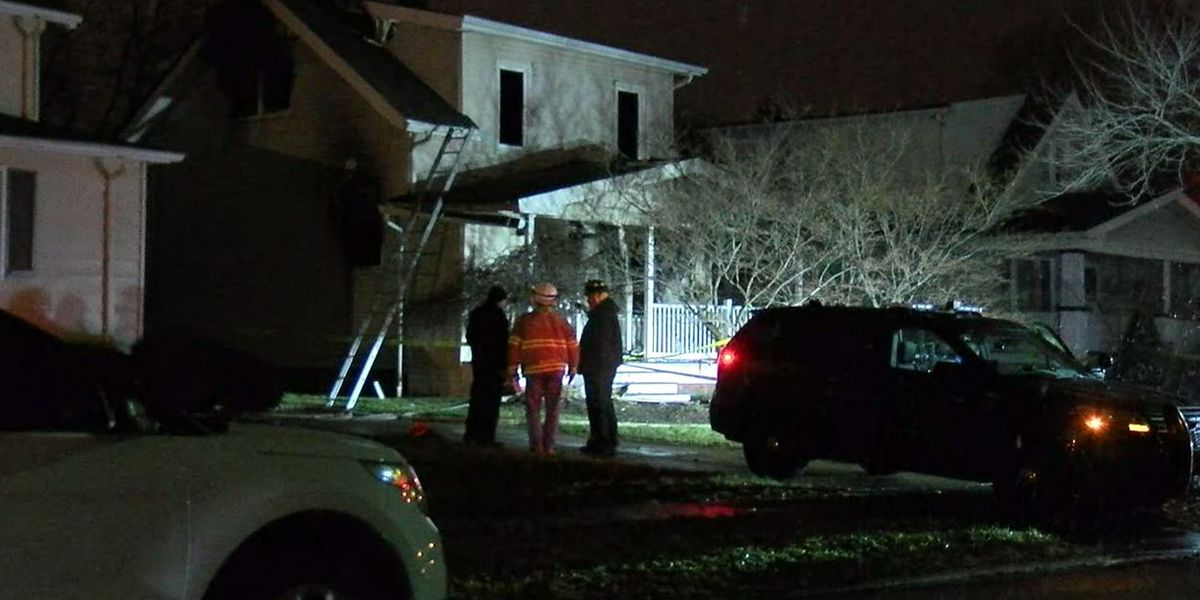 Person Questioned By Arson Investigators In Mayfield Heights House Fire That Killed Woman 8 Year Old