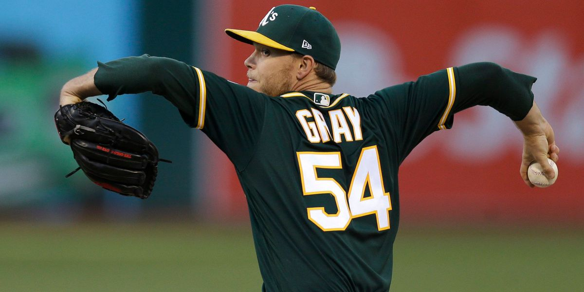 Report: Indians among teams evaluating Sonny Gray