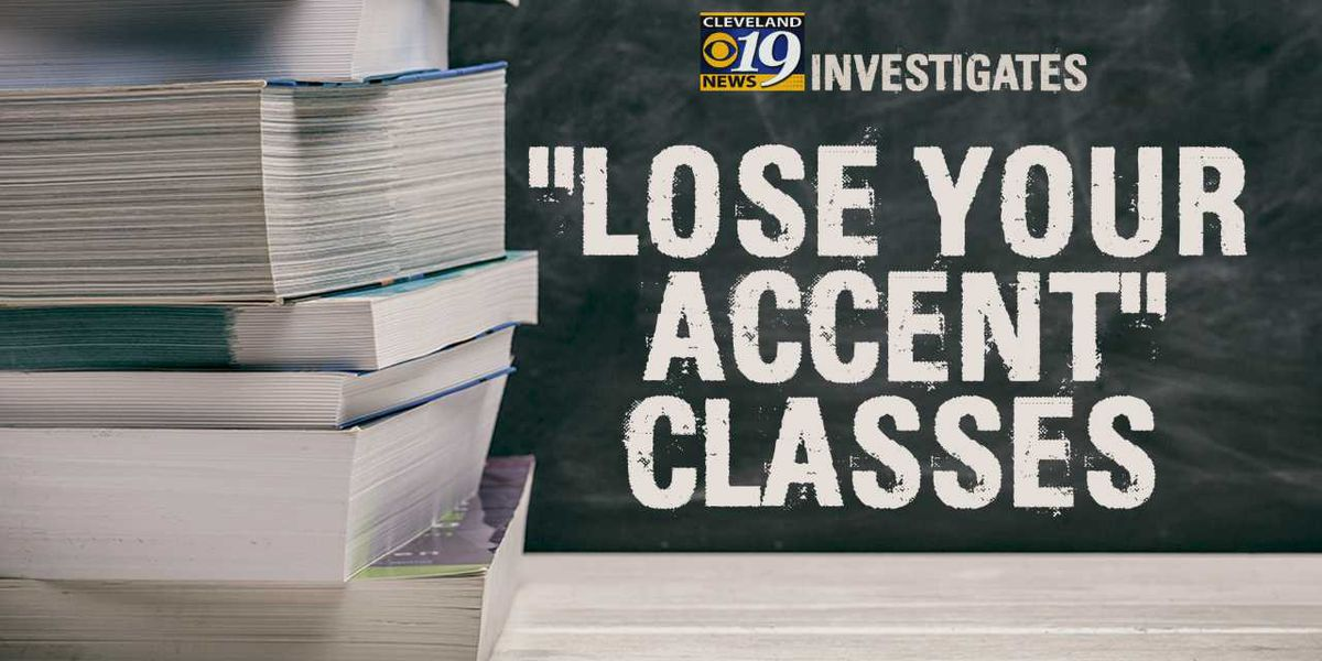 Immigrants taking classes to lose their accents