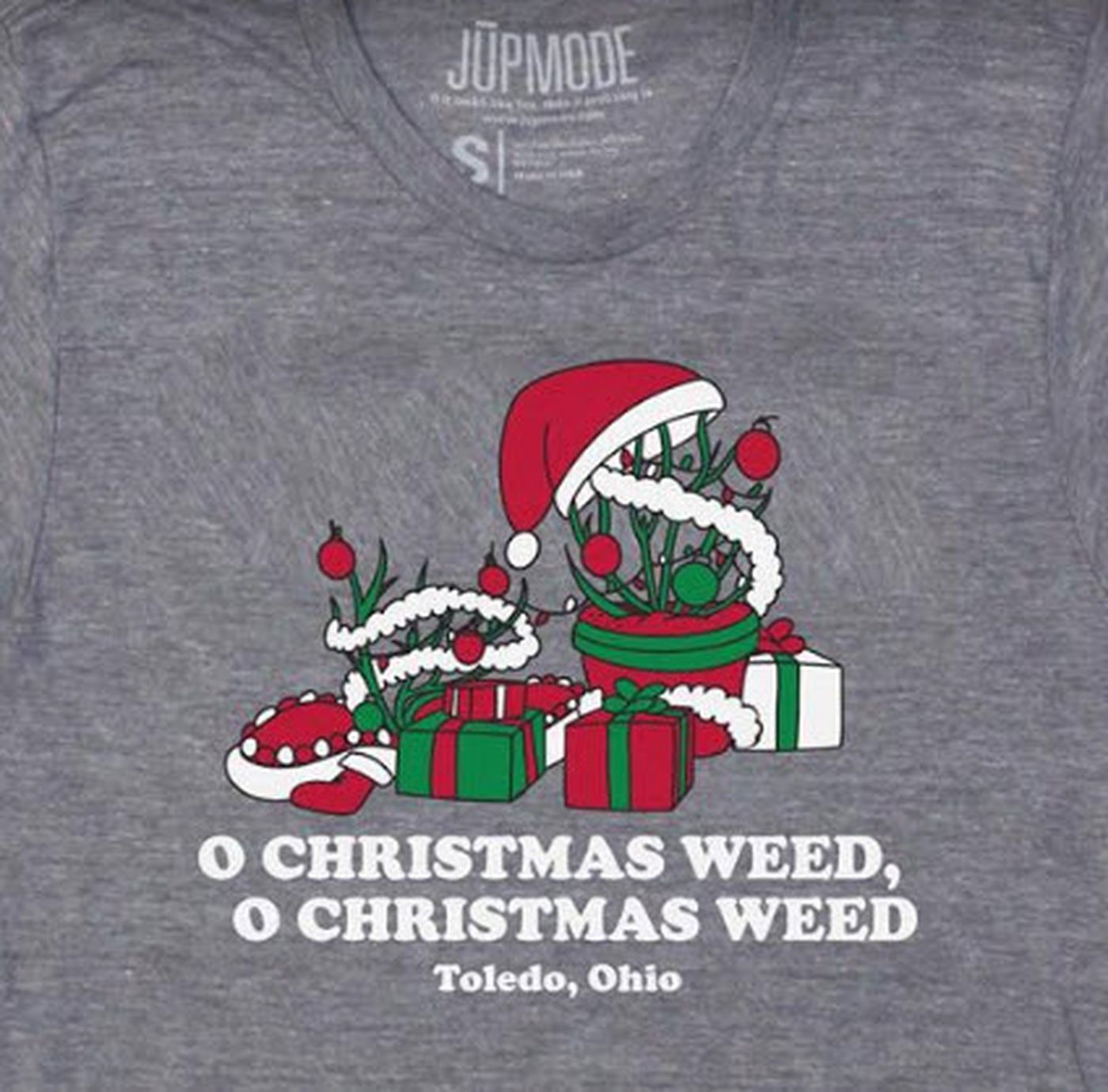 Toledo Christmas Weed.The Toledo Christmas Weed Is A Viral Sensation Sweeping The