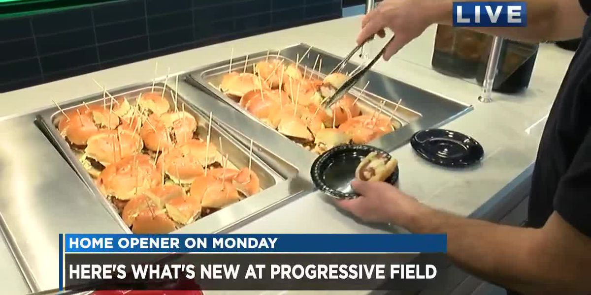 As Opening Day draws closer, we wanted to know what's new at Progressive Field
