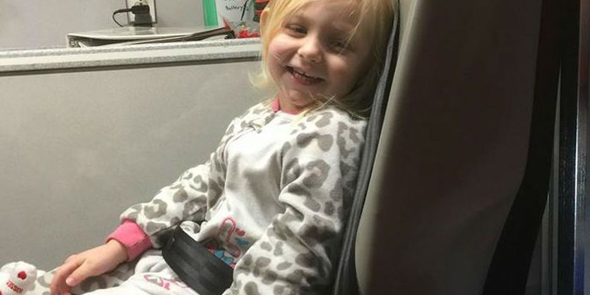 Parents won't be charged after toddler wanders away from home
