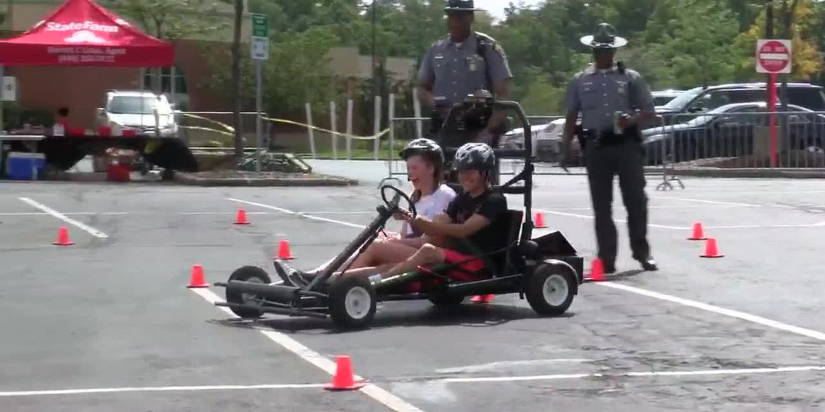 "Teen driving ""ROADeo"" aims to cut down on preventable car crashes"