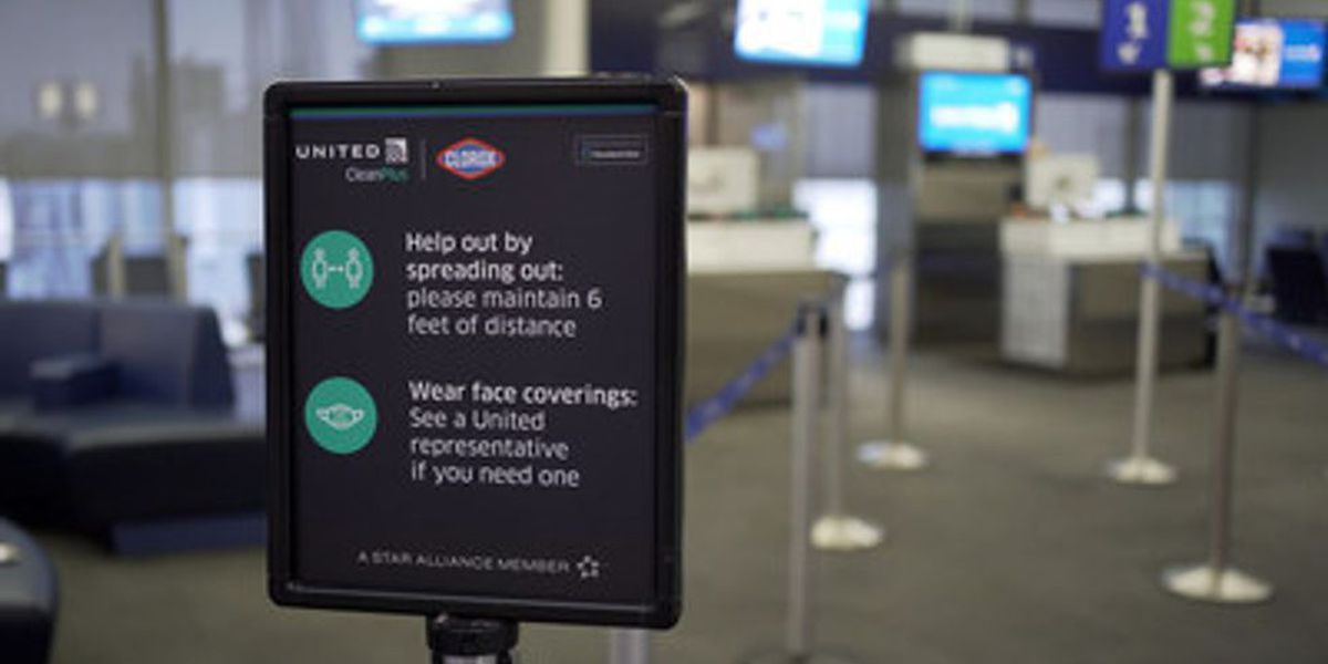 Cleveland Clinic, Clorox partner with United Airlines to help keep plane passengers safe during COVID-19 crisis