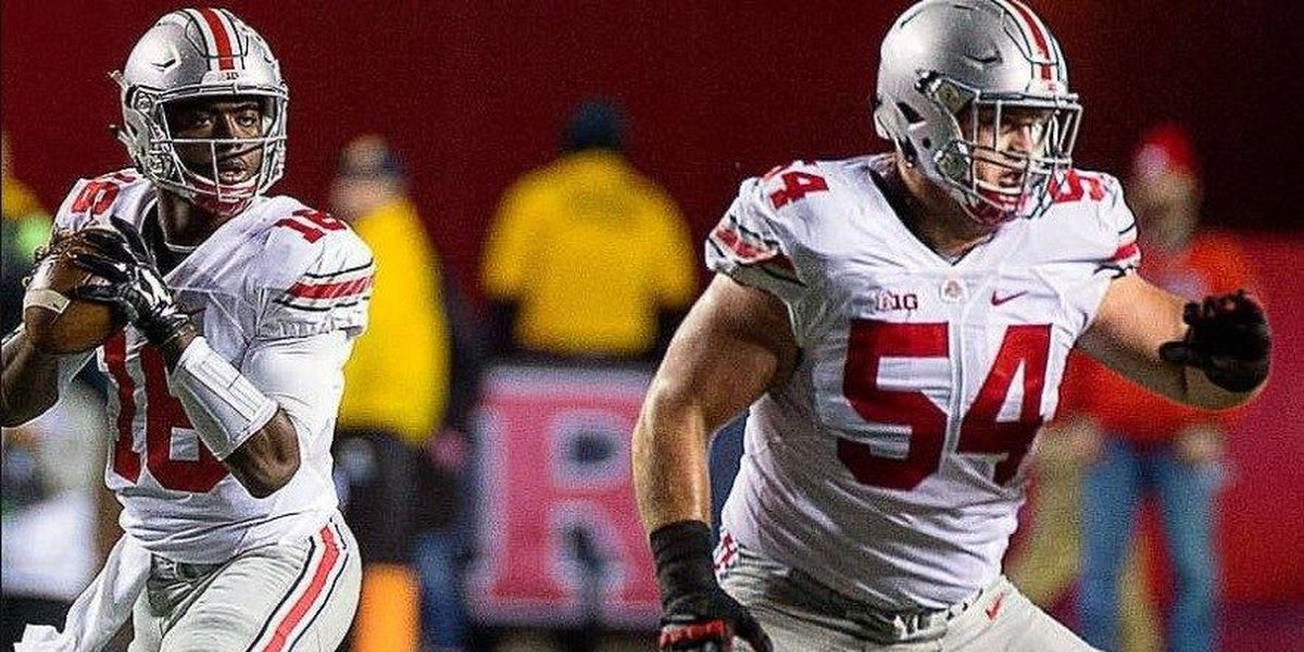 Ohio State's Billy Price suffers injury at Combine