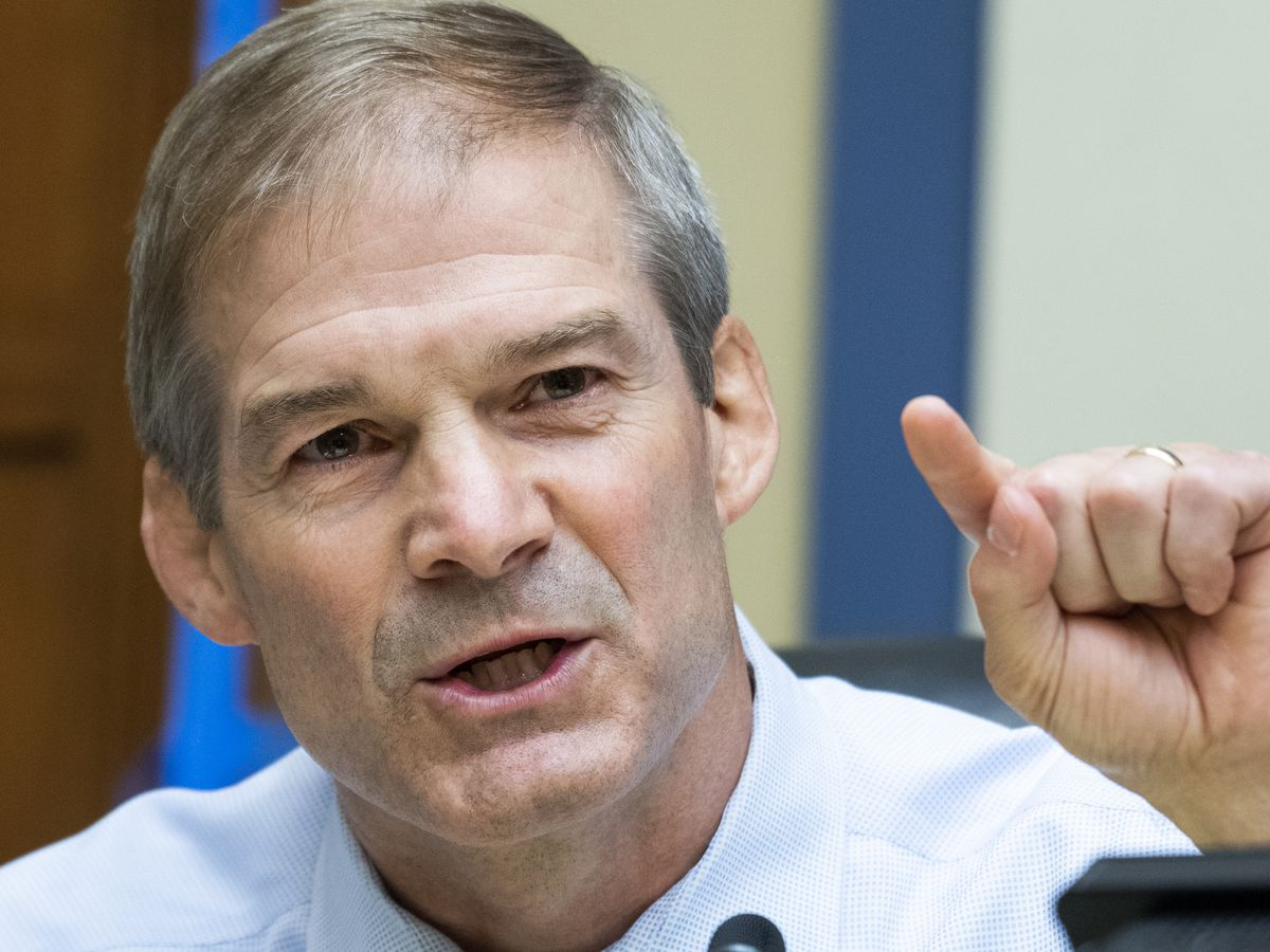 Ohio's US Rep. Jim Jordan calls for Congressional hearing to examine 'cancel culture'