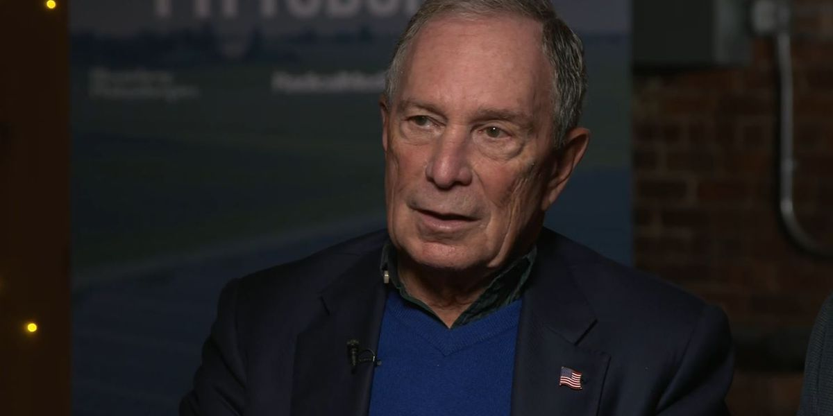 Michael Bloomberg files to run in Alabama primary