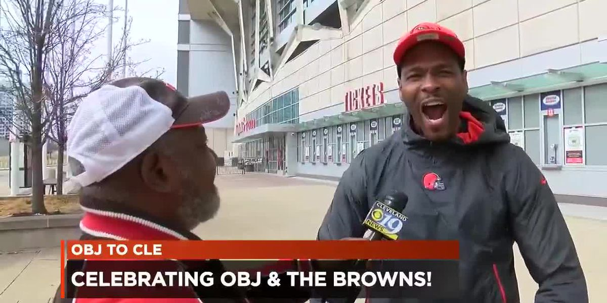 Cleveland Browns fans buzzing over all-star 2019 squad