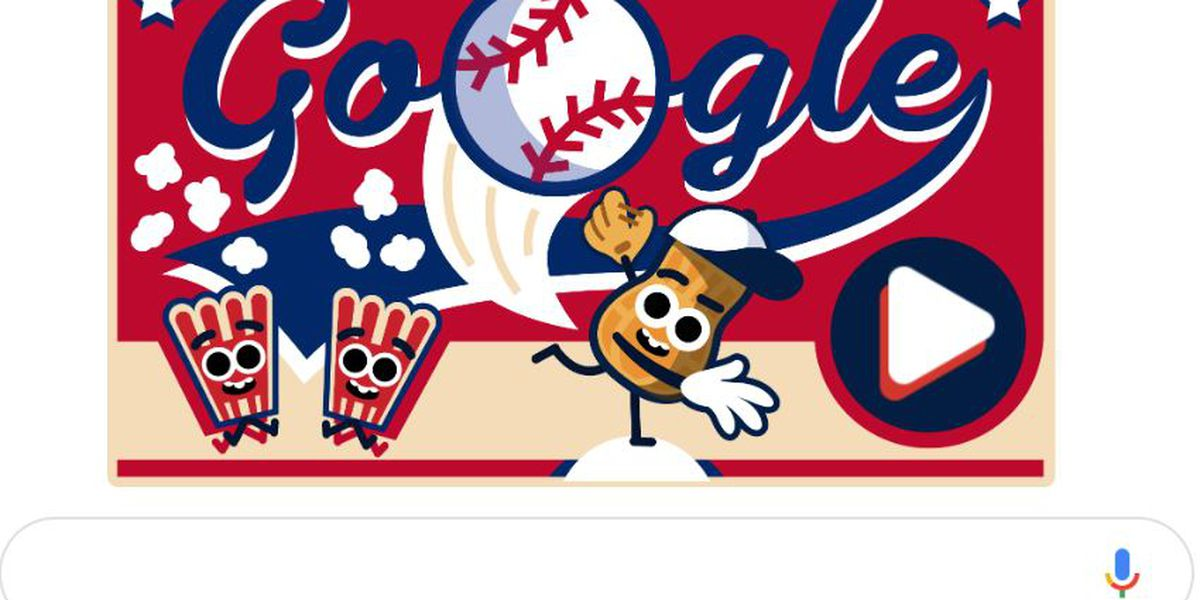 Google's Fourth of July doodle lets you play baseball just in time for the MLB All-Star Game