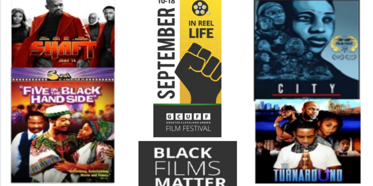 'Black Films Matter:' Greater Cleveland Urban Film Festival begins virtually Thursday