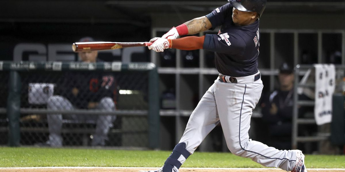 Jose Ramirez comes out swinging with Grand Slam, home run and 7 RBI's (video)