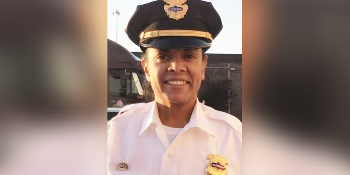 Cleveland Division of Police's first and only Hispanic female Lieutenant dies; Cleveland lowers city building flags in her honor