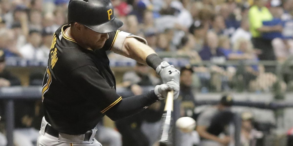 Tribe gets OF help in 5-player swap with Pirates