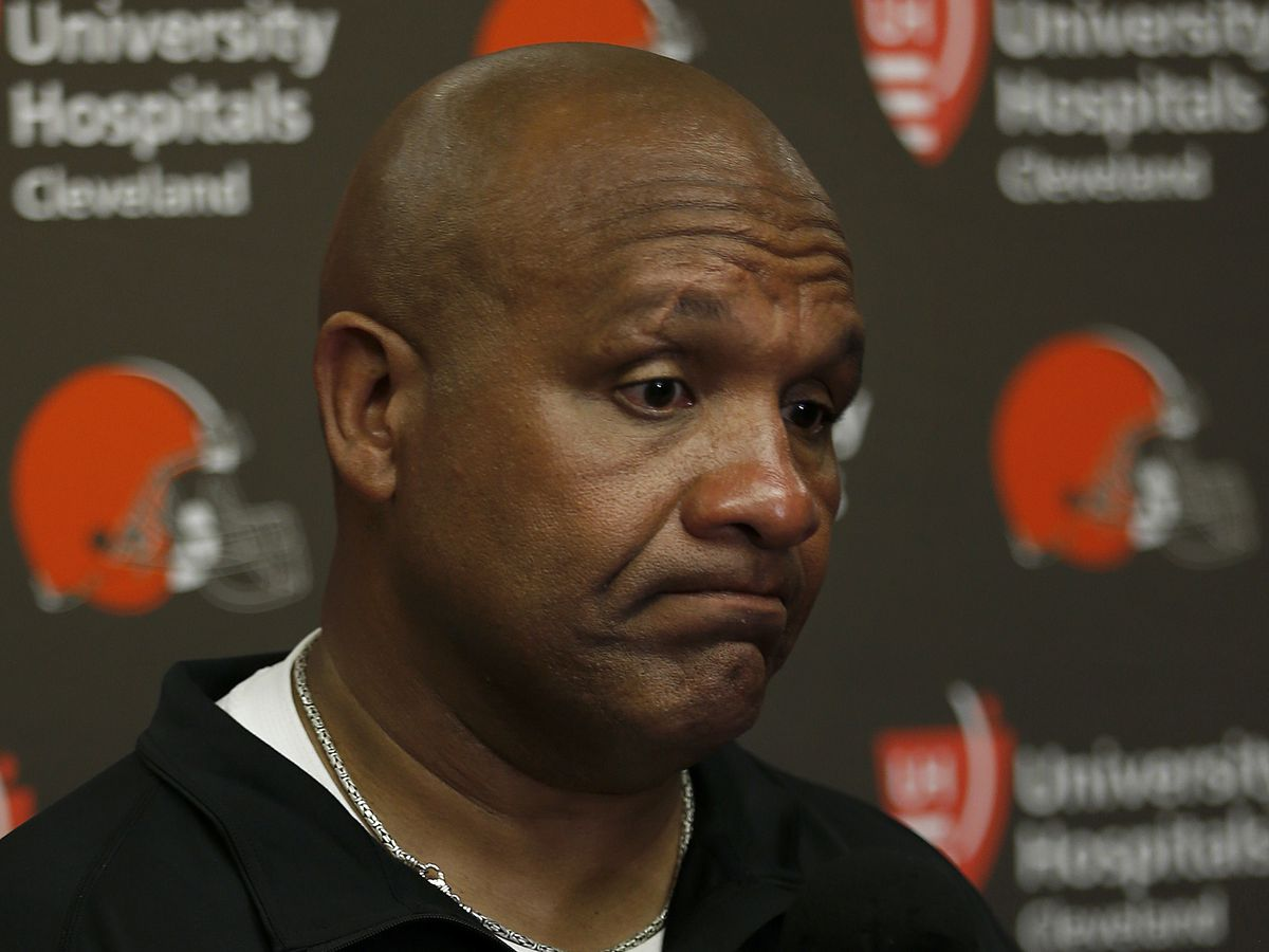 Does Hue get fired soon? Ask me after Sunday.