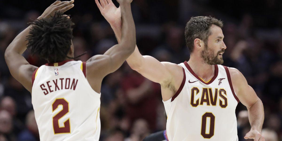 """Cavaliers talk of """"uplifting people"""""""