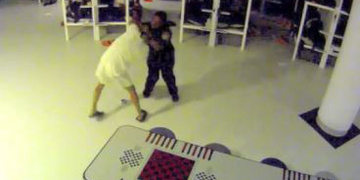 Shocking footage has now surfaced showing an inmate at the Cuyahoga County Jail being beaten by a guard
