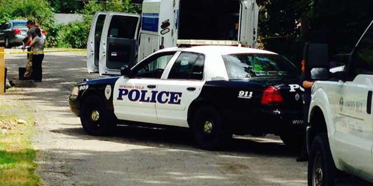 Police: Husband kills wife of 13 years, shoots self