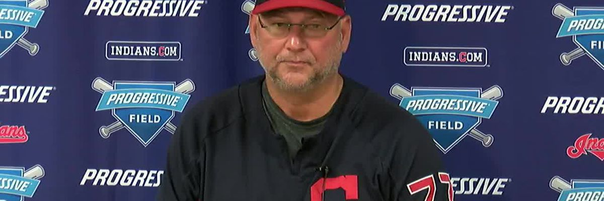 Terry Francona on Corey Kluber's next step