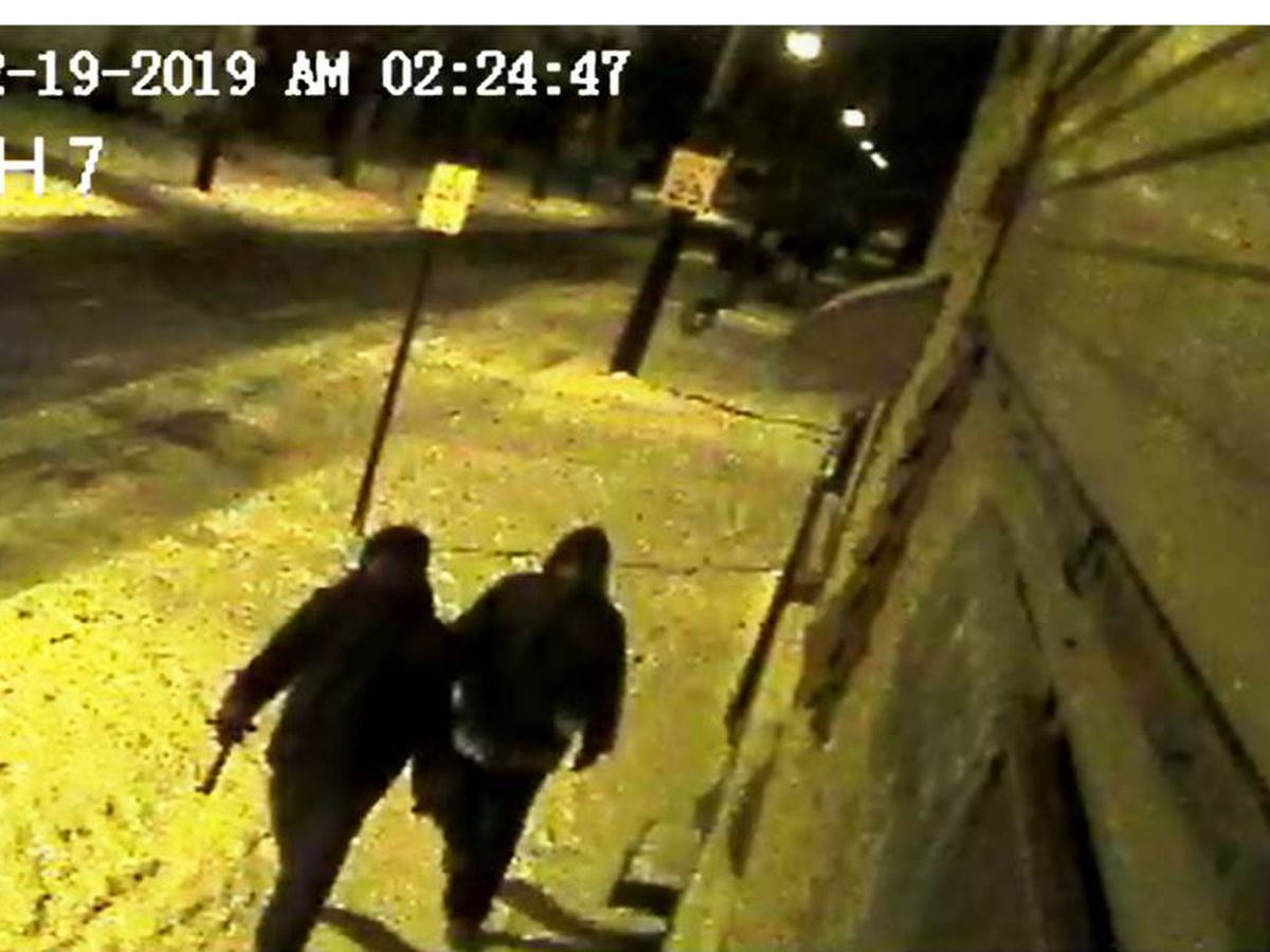 Police need help identifying 2 suspects who robbed the Cleveland Food Market (image gallery)