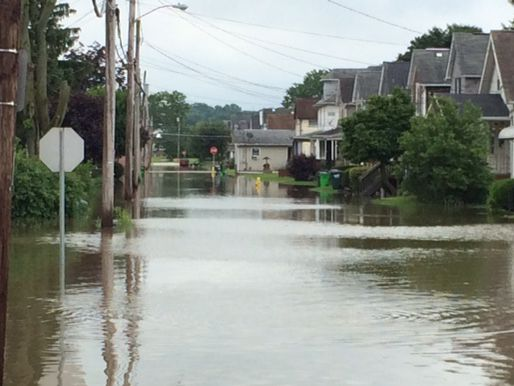 Barberton man overcome by CO while working in his flooded basement