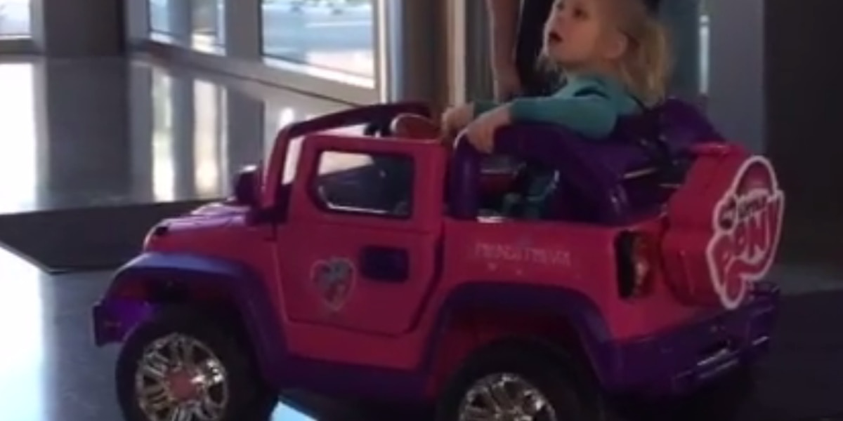 Adaptive toys, equipment helping special needs children gain independence