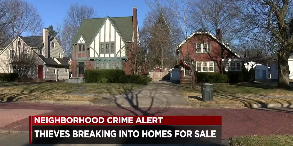 Selling your home may make you a target for thieves