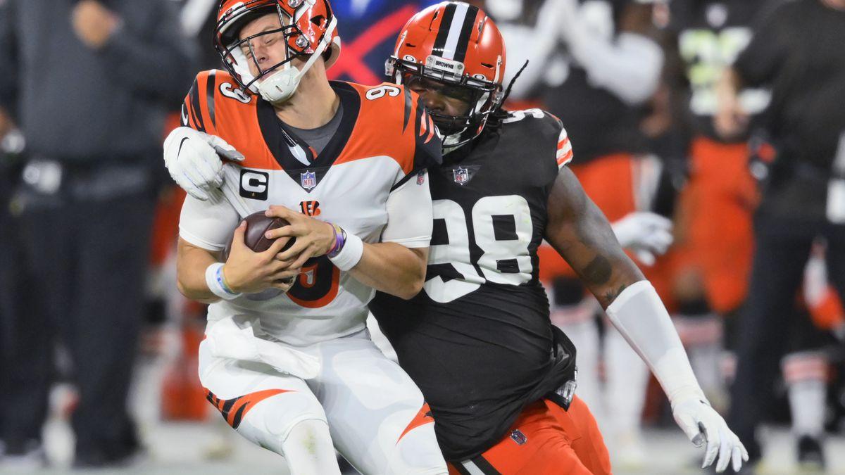 Browns release defensive tackle Sheldon Richardson