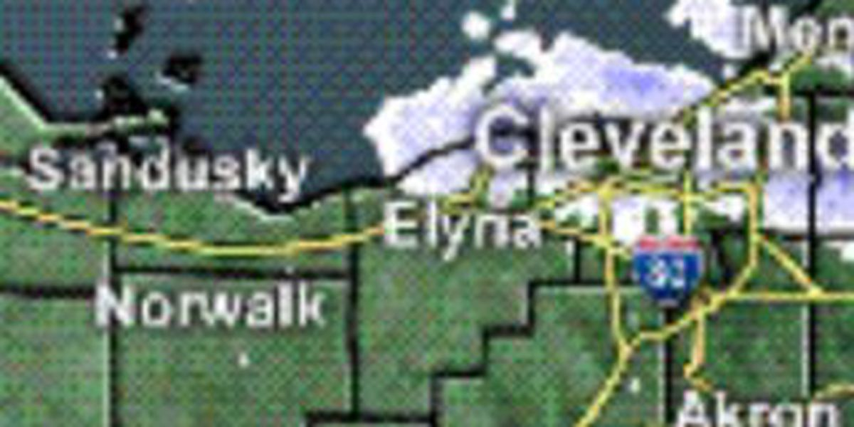 Winter storm watch on the way for Northeast Ohio