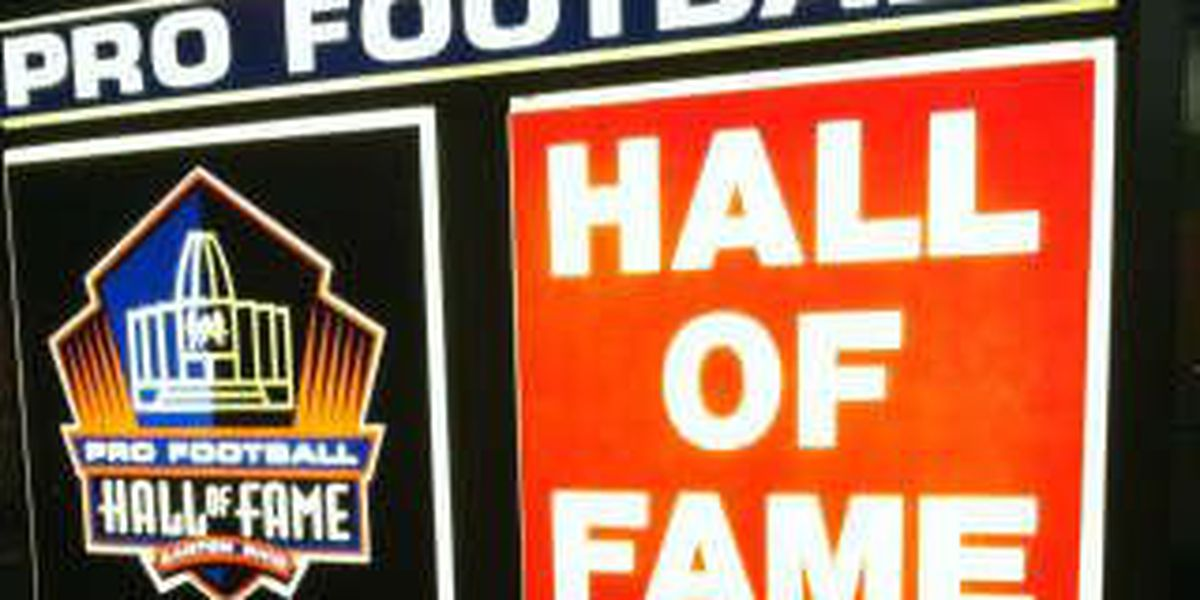 Weekend events: Football Hall of Fame activities