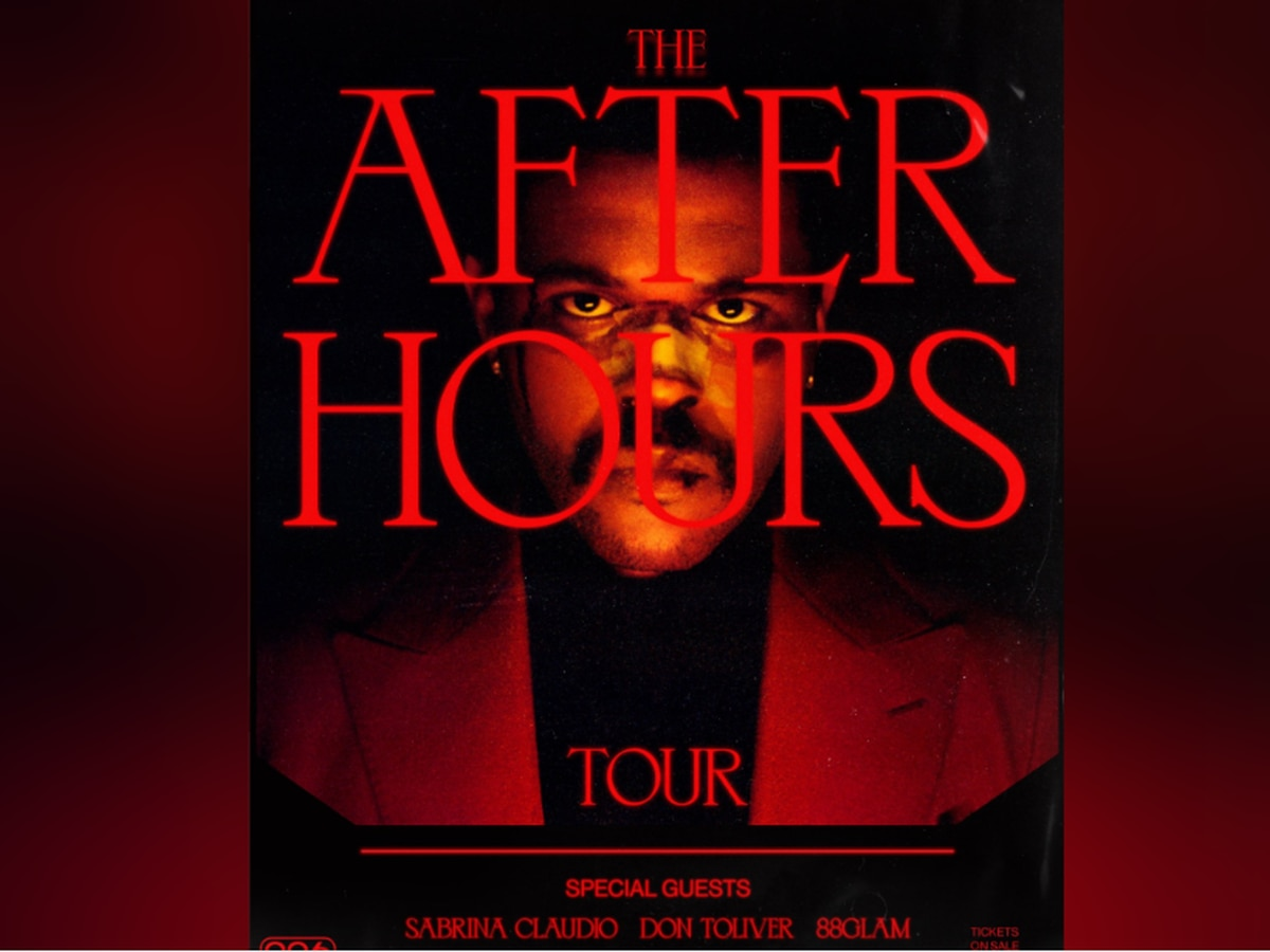 The Weeknd coming to Cleveland on August 28 for 'The After Hours Tour'
