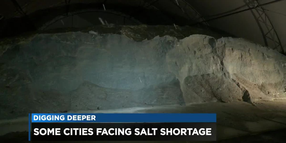 Sagamore Hills salt shortage raises eyebrows