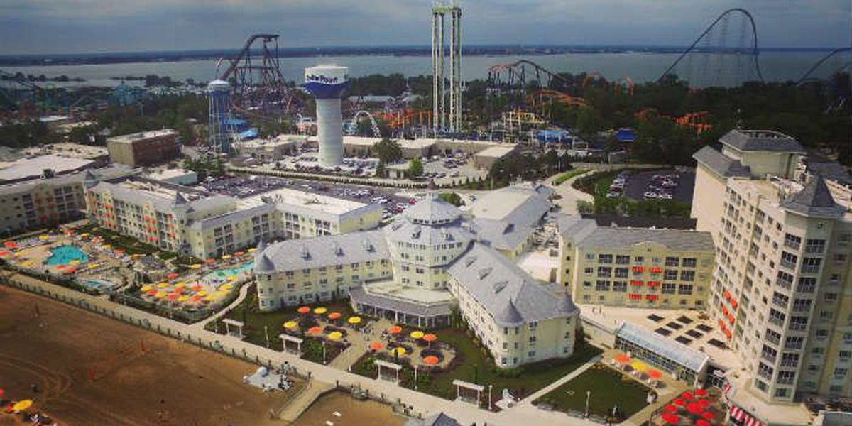 Help Cedar Point earn title as best amusement park in the US