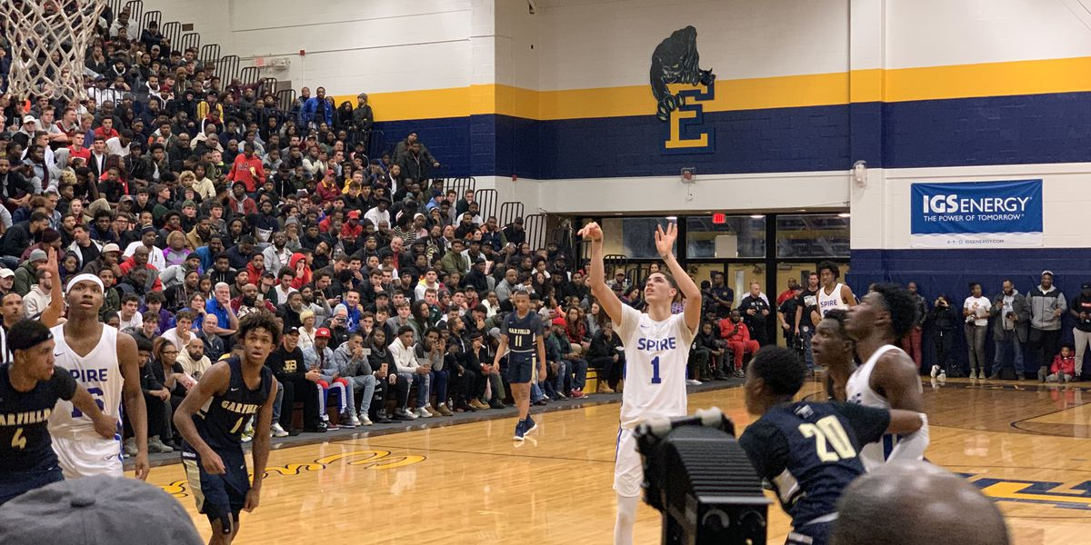 Spire Institute Blows By Garfield Heights Behind Lamelo Ball Triple Double