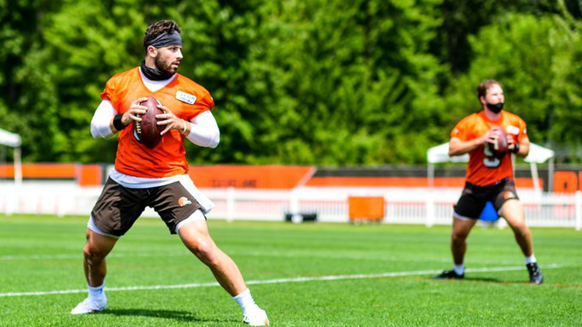 "Baker Mayfield: ""I'm in a much better state mentally and physically"""
