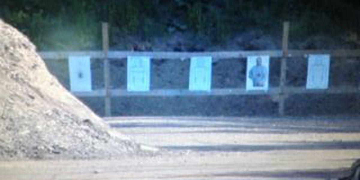 Neighbors complain about Columbia Township shooting range